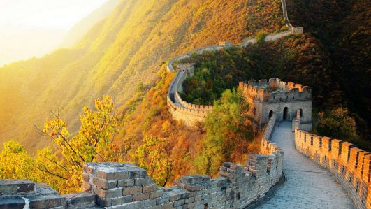 The Great Wall at Simatai
