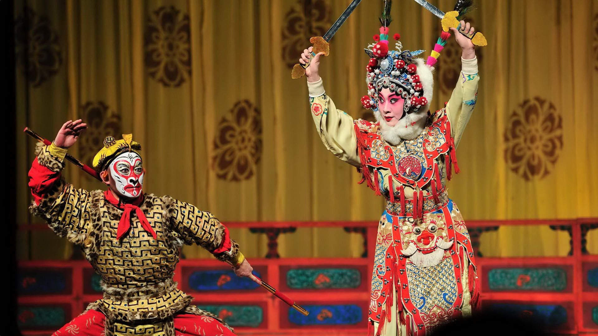 an analysis of the peking opera of the 19th century Deconstructing peking opera: tears of barren hill on the contemporary stage bell yung century were undertaken for the sake of greater audience appeal.
