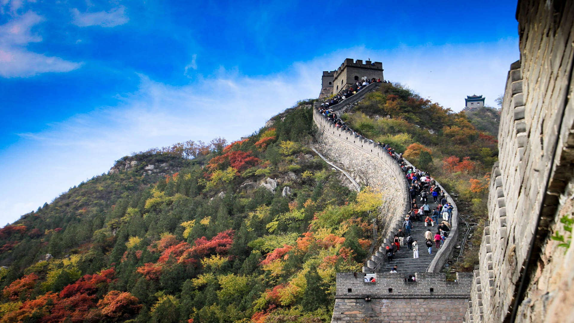 Badaling Great Wall & Ming Tombs Day Tour