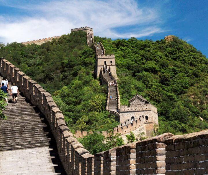 The Great Wall at Mutianyu