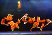 Chinese KungFu Show